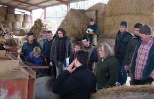 Journée d'échanges techniques dans le Limousin en 2010